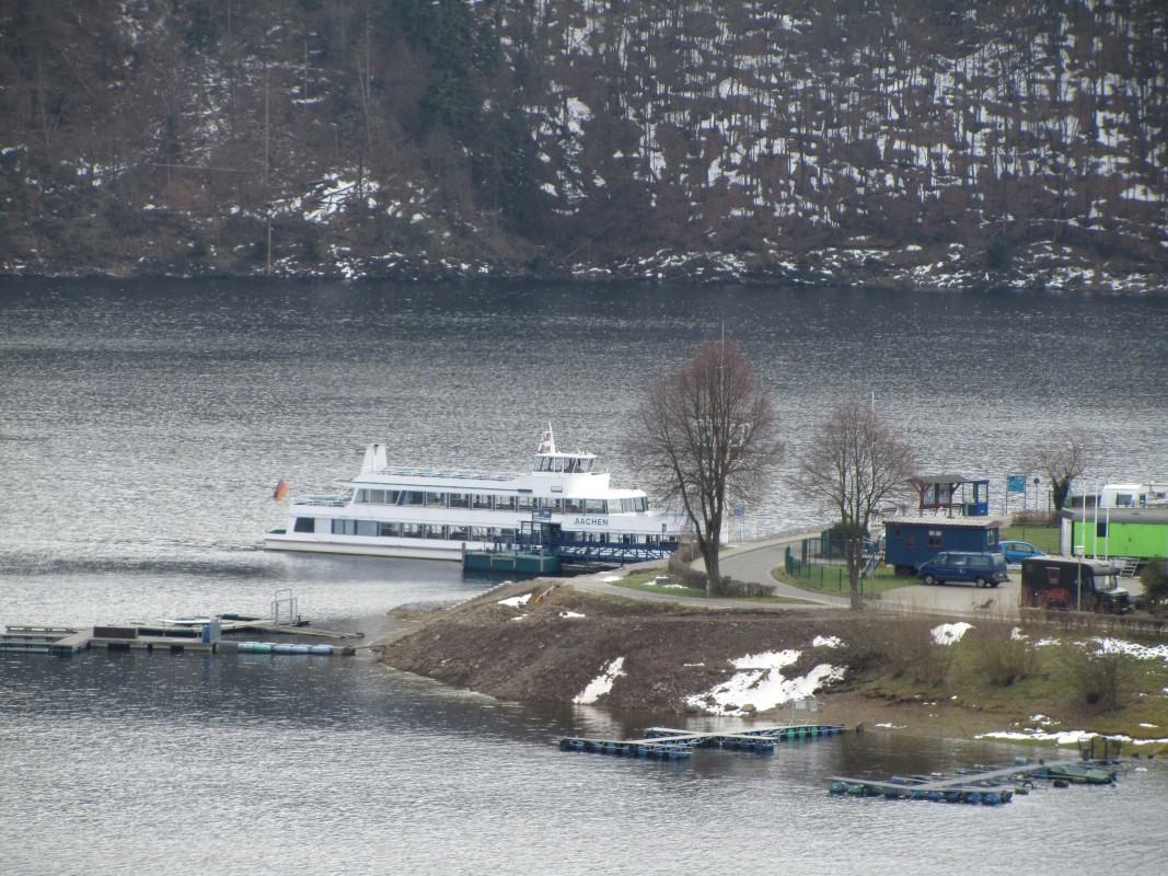2013_03_19 Rurseeflotte im Schnee