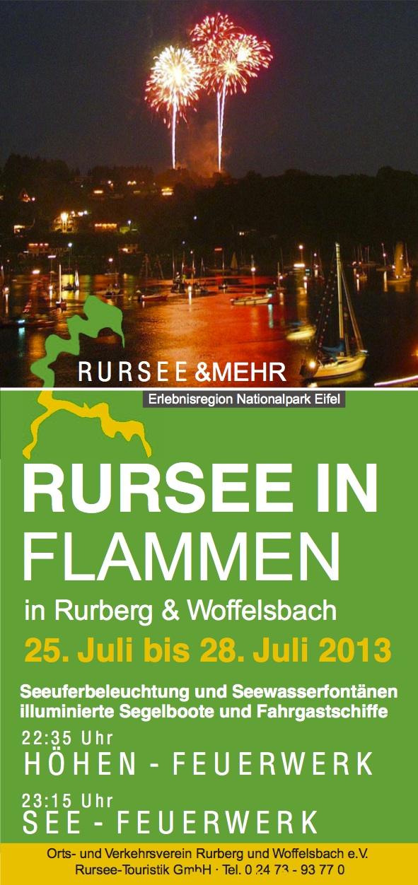 2013 TerminFlyer Rursee in Flammen 1