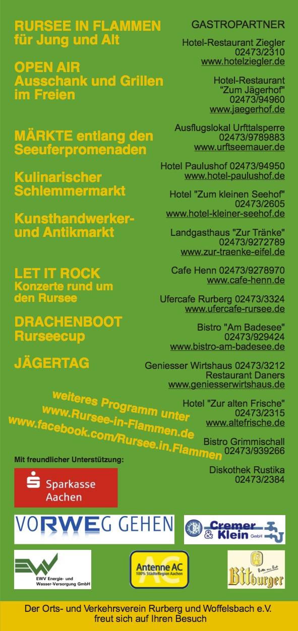 2013 TerminFlyer Rursee in Flammen 2