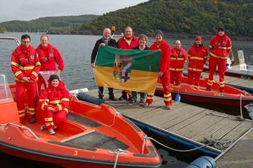 2013_10_21 Wuerselenflagge DLRG