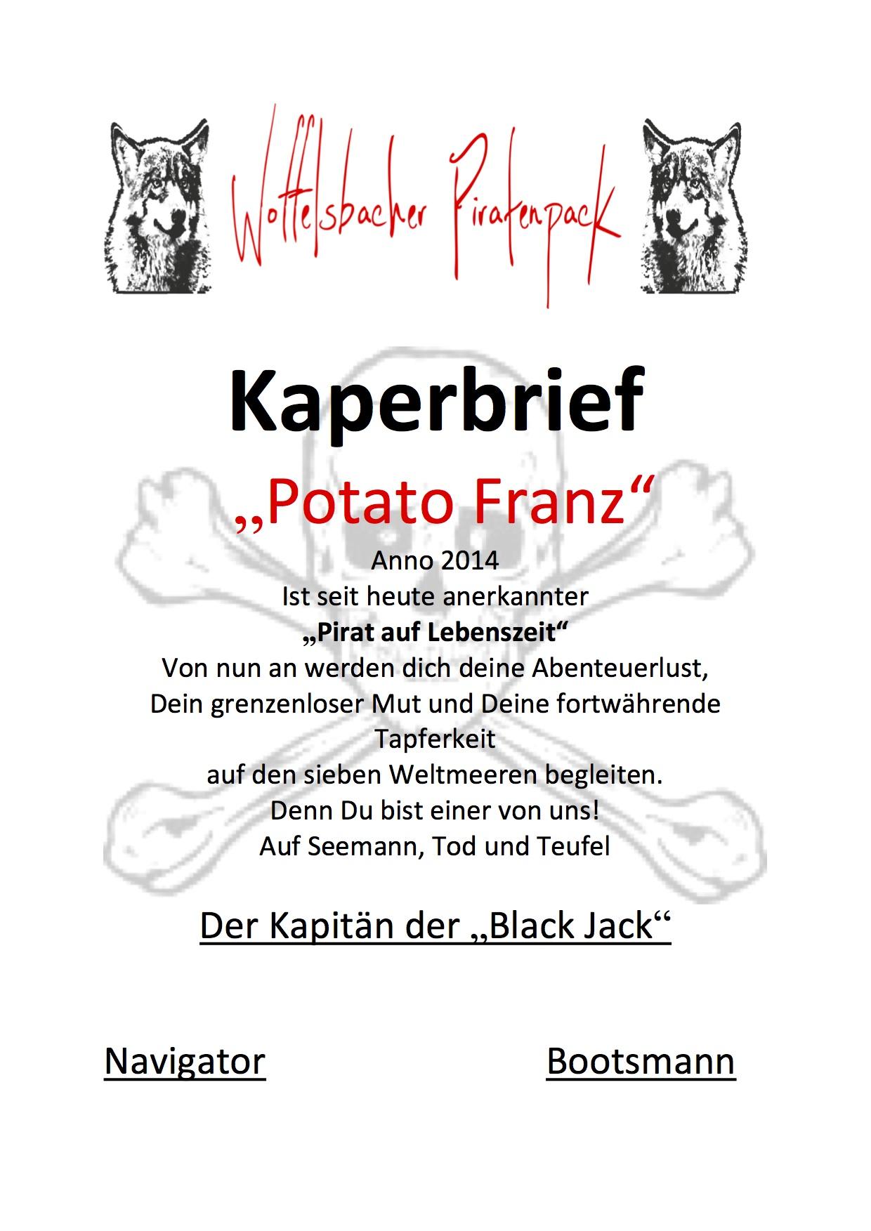 2014_07_22 Urkunde Potato Franz