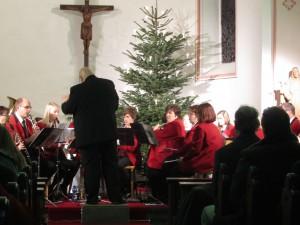 2014_12_20 Weihnachtskonzert Dirigent
