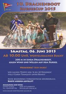 2015_03_23 Plakat Drachenbootrennen 2015