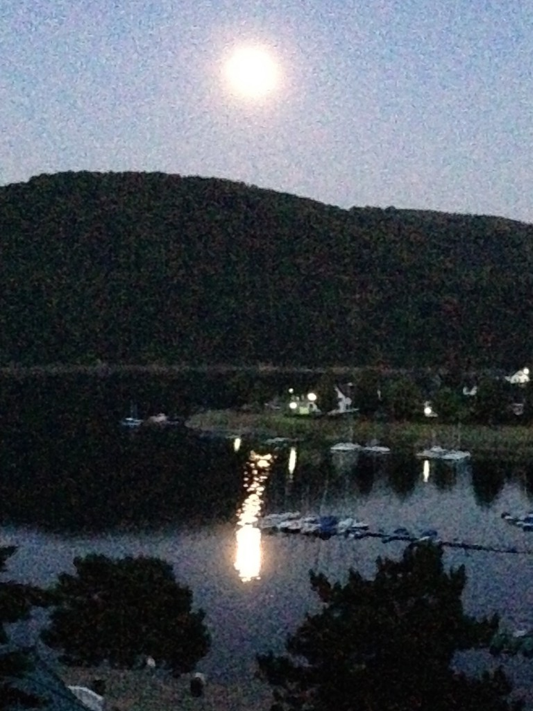 2015_07_01 Mondlicht im Wasser