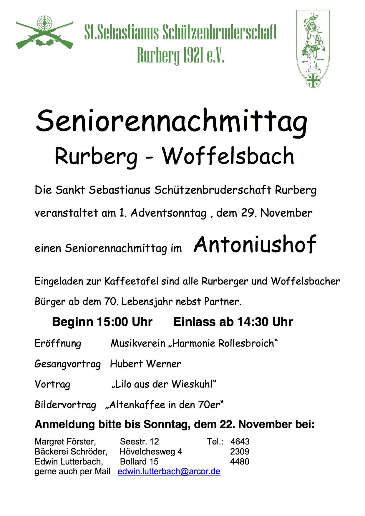 2015_10_30 Schützenbrüder Seniorennachmittag